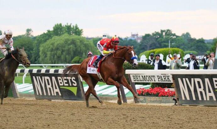Belmont Stakes Horses 2020